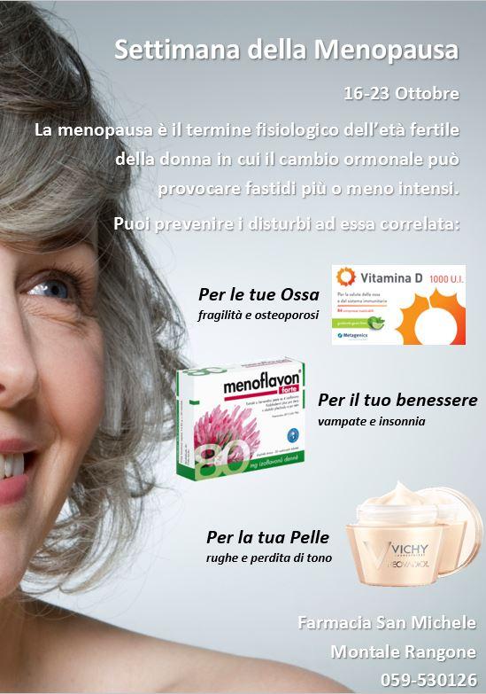 Settimana della menopausa